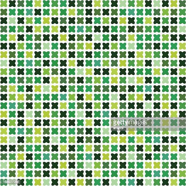 ilustraciones, imágenes clip art, dibujos animados e iconos de stock de vector de puntos de color verde - patchwork