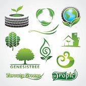 Vector Greens Symbol