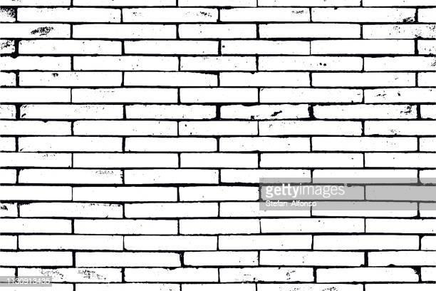 ベクトルグランジ壁テクスチャ - 煉瓦点のイラスト素材/クリップアート素材/マンガ素材/アイコン素材