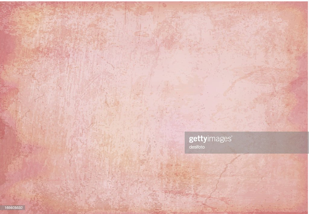 Vector Grungy Red Background
