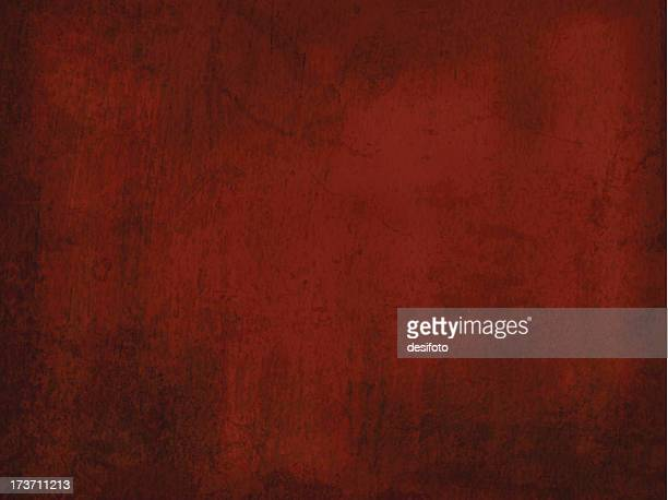 Vector Grungy Red Background with texture