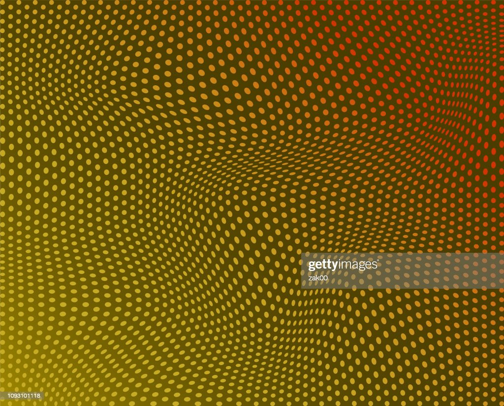 Vector Halftone Gradient Stock Illustration - Getty Images