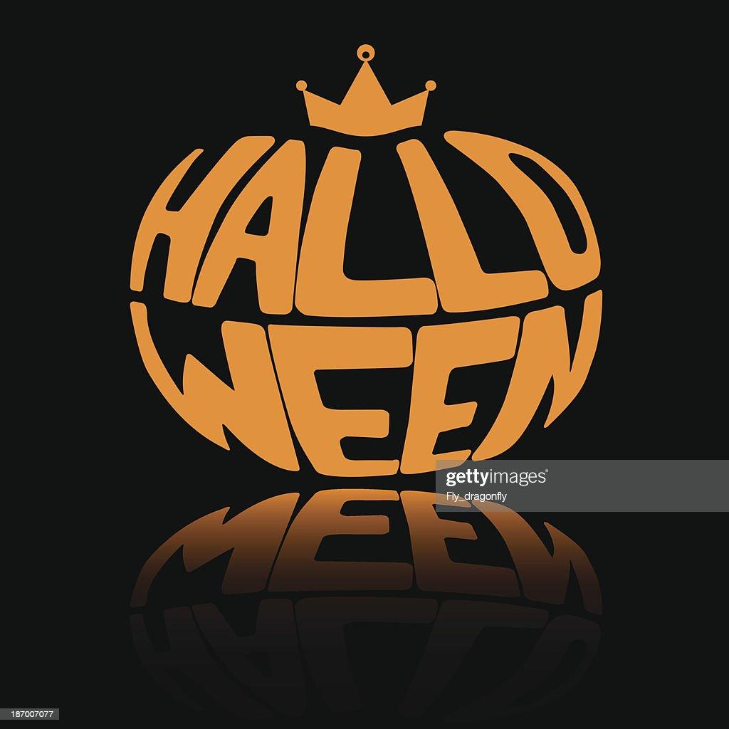 Vector Halloween simbol
