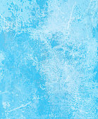 Vector ice background.