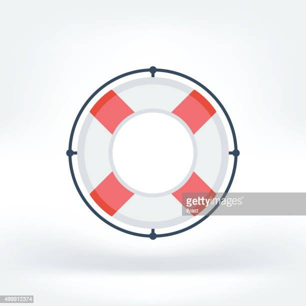 Vector Icon of Help