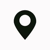 GPS vector  icon.