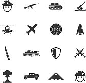 vector icons for user interface design