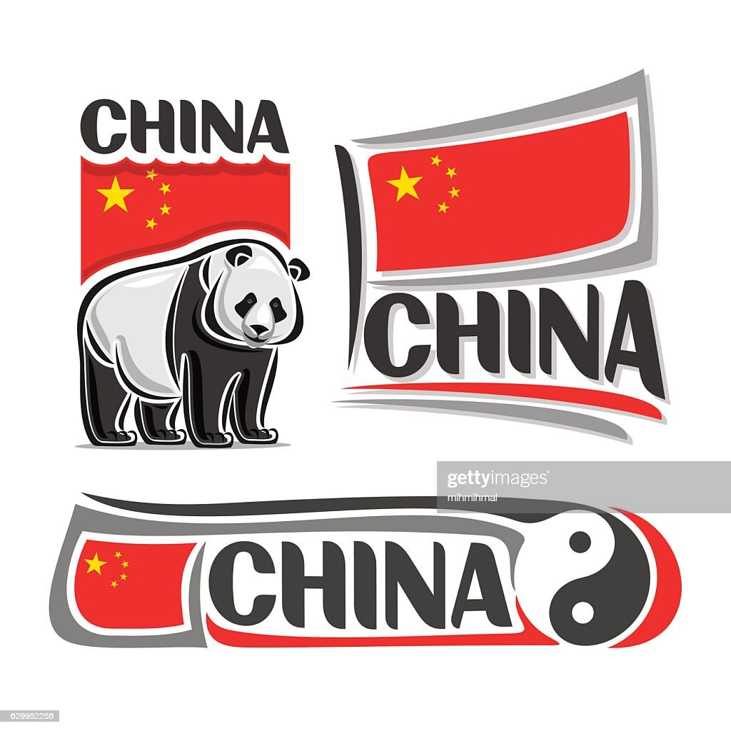 Vector illustration for China