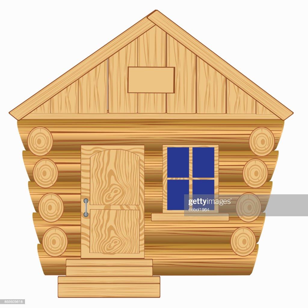 Vector illustration home