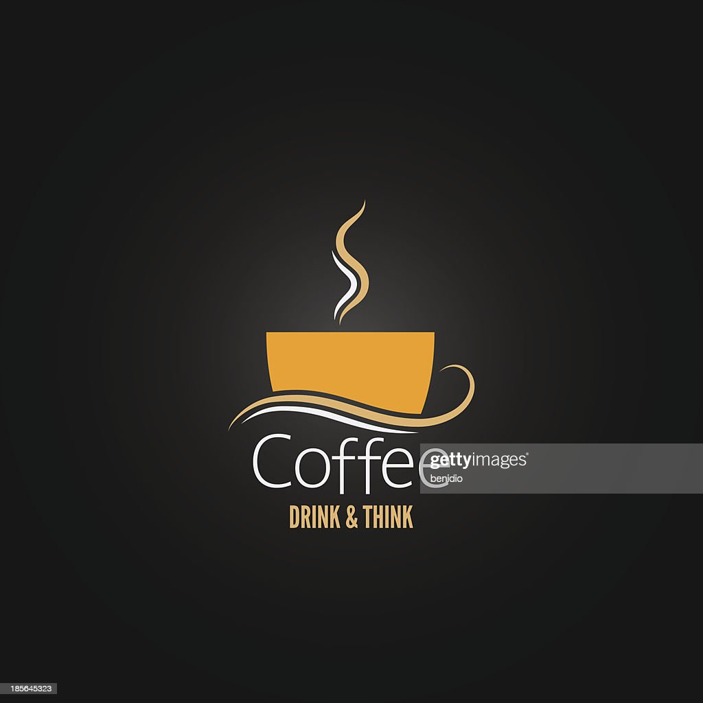 Vector illustration of coffee cup concept