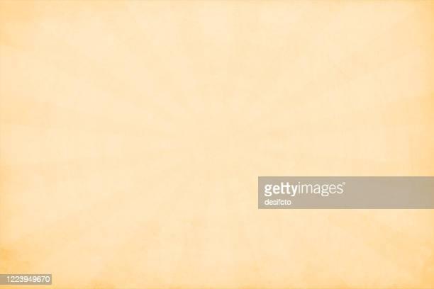 vektor-illustration von grunge beige farbigen sunburst - verblichen stock-grafiken, -clipart, -cartoons und -symbole