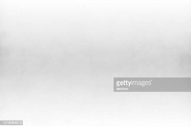 stockillustraties, clipart, cartoons en iconen met vector illustratie van licht grijs wit gekleurd grunge effect lege achtergrond - schaduwe