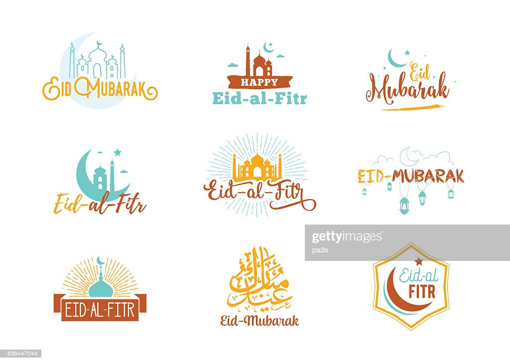 Vector illustration of muslim traditional holiday