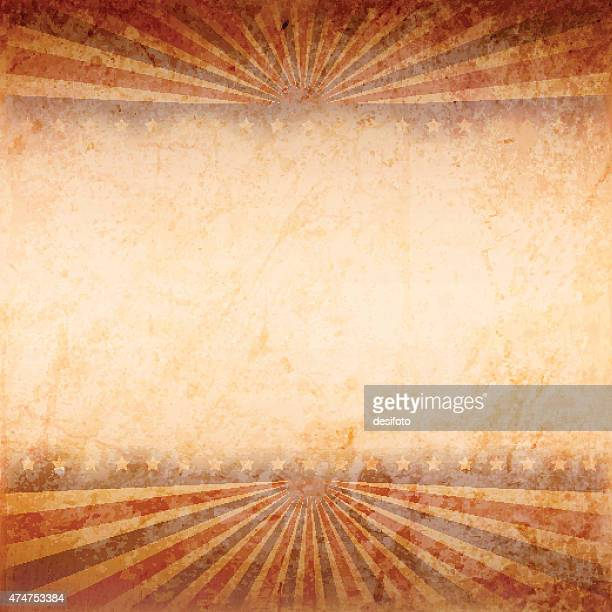 vector illustration of old grunge patriotic background - free wallpapers stock illustrations