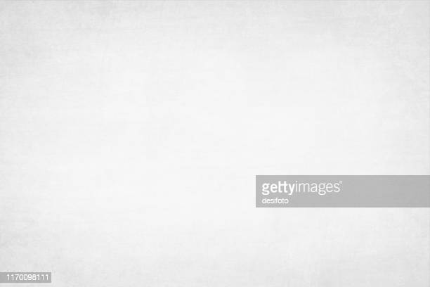 illustrazioni stock, clip art, cartoni animati e icone di tendenza di vector illustration of pale gray plain grungy gradient empty background for stock - fumo materia