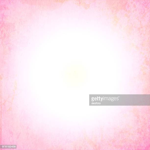 vector illustration of pink and white plain grungy background - run down stock illustrations, clip art, cartoons, & icons