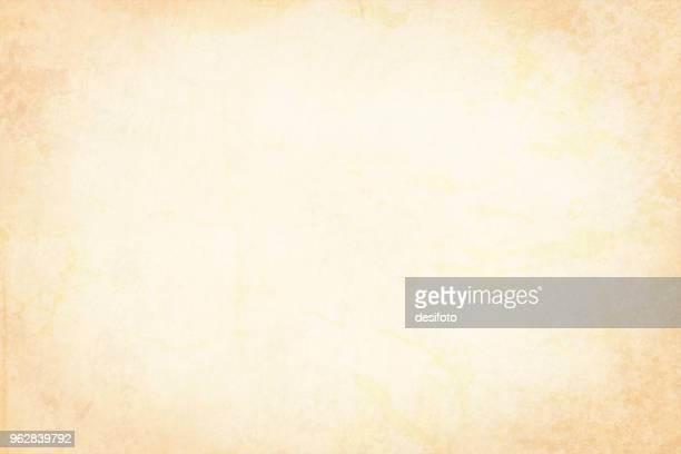 illustrazioni stock, clip art, cartoni animati e icone di tendenza di vector illustration of plain beige grungy background - beige