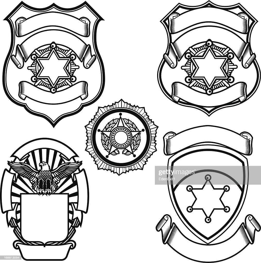free download of police badge vector graphics and illustrations rh vector me police badge vector free police badge vector graphic