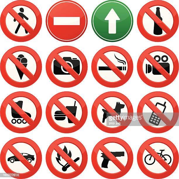 ilustrações de stock, clip art, desenhos animados e ícones de imagem vetorial de sinais de proibido actividades - proibido celular