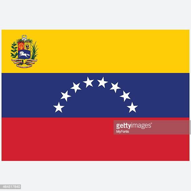 国旗のベネズエラ - ベネズエラ点のイラスト素材/クリップアート素材/マンガ素材/アイコン素材