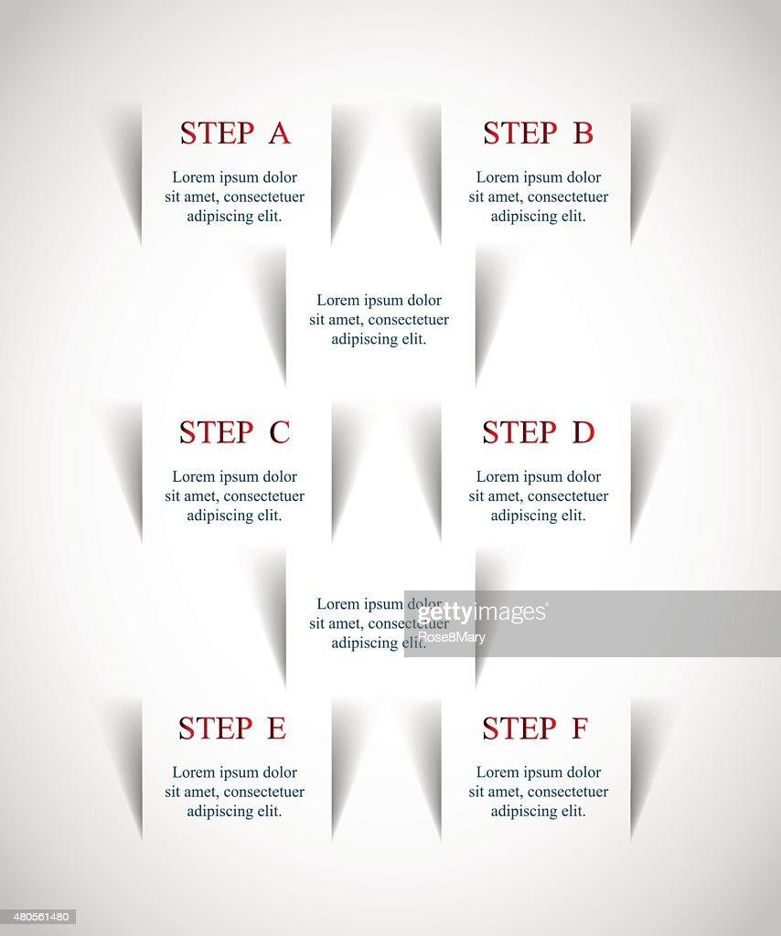 Vector infographic : Vector Art