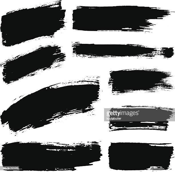 Vector Ink Stroke Set