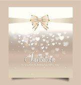 Vector Invitation Card