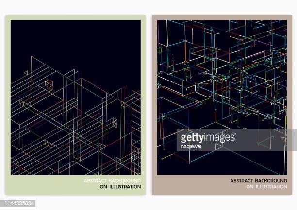 ilustraciones, imágenes clip art, dibujos animados e iconos de stock de estructura de línea vectorial fondos de patrón - circuito de carreras de coches
