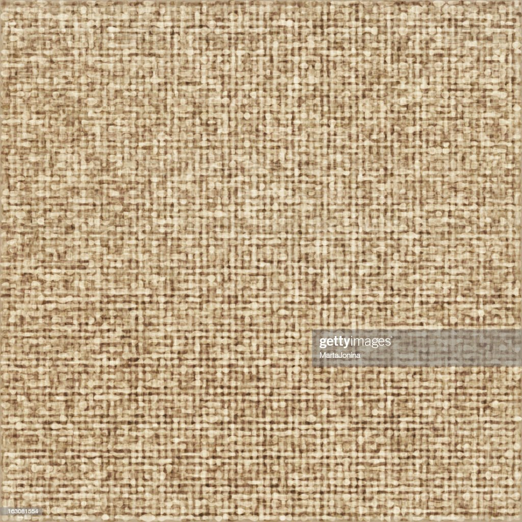 Vector linen texture