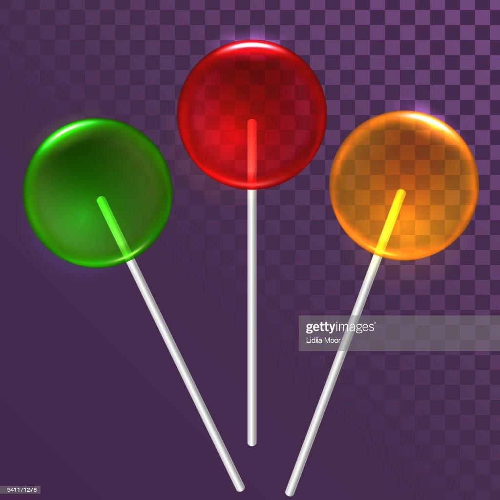 Vector Lollipops