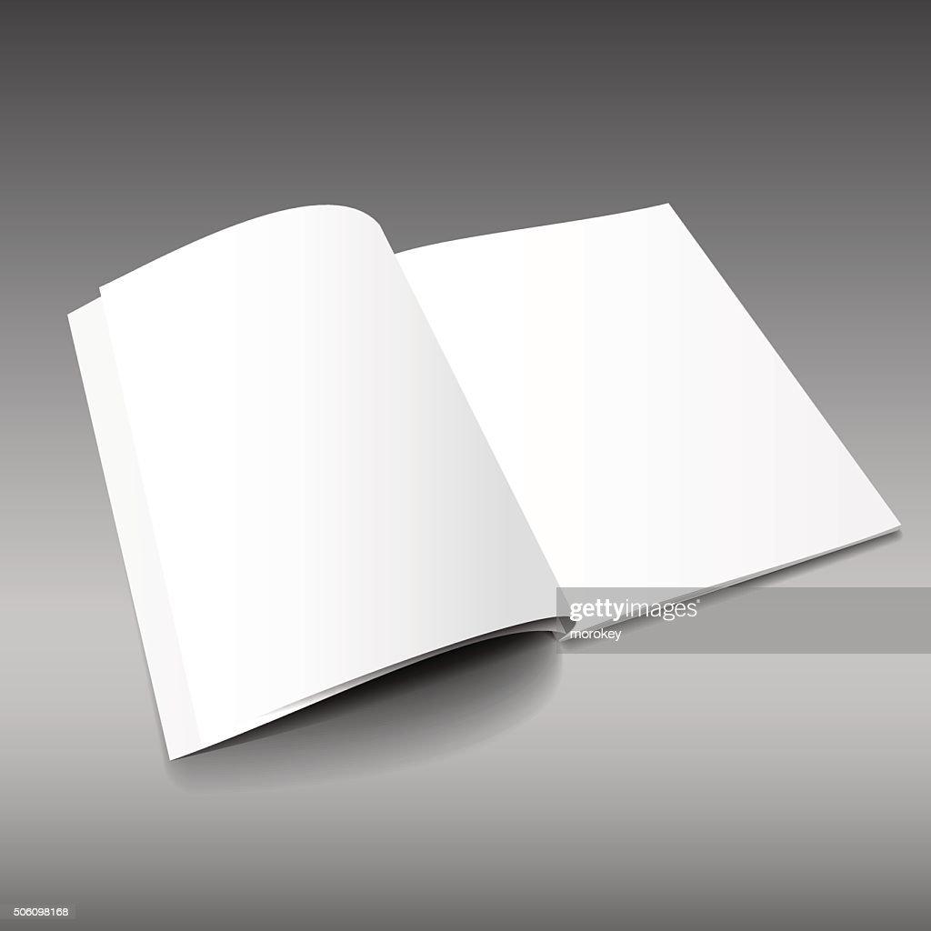 vector magazine opened mockup4