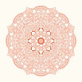 Vector mandala illustratio