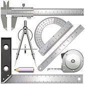 Vector Measuring Tools