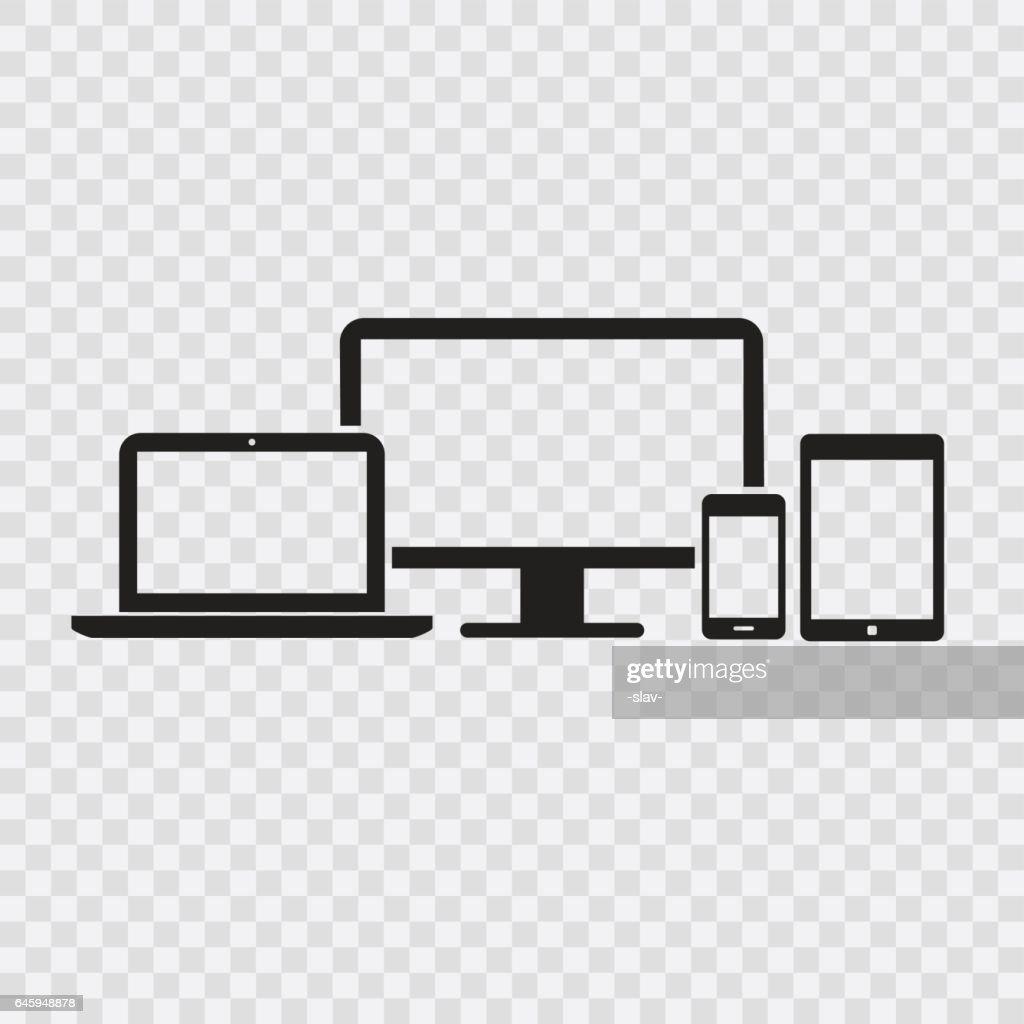 vector media icon