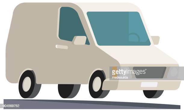Vector Mini Van