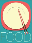 Vector Minimal Design - Food