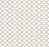 Vector Modern Seamless Pattern. Monochrome Retro Texture. Hipster Geometric Background.