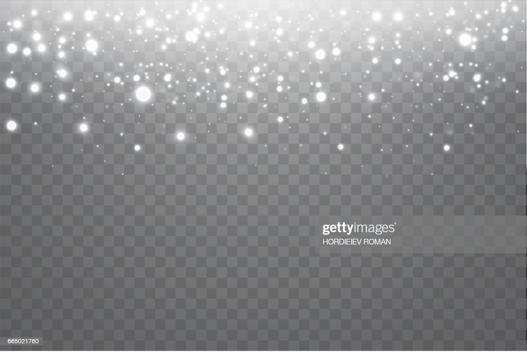 Vector neon glitter particles background effect for luxury greeting rich card. Sparkling blue texture