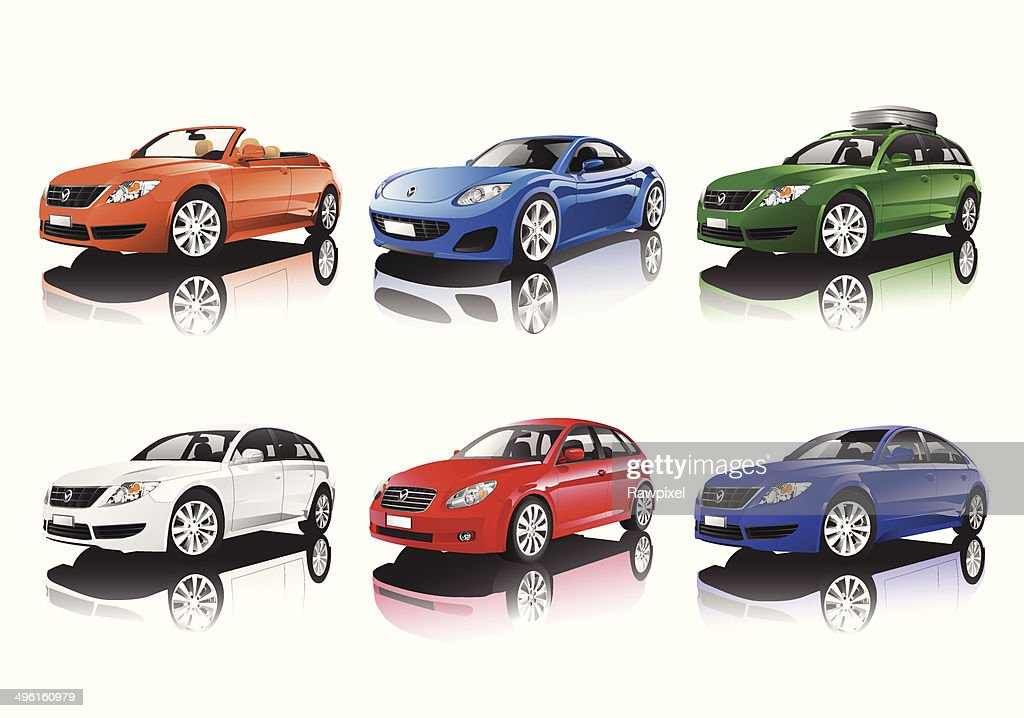 Vector of Collection of Car