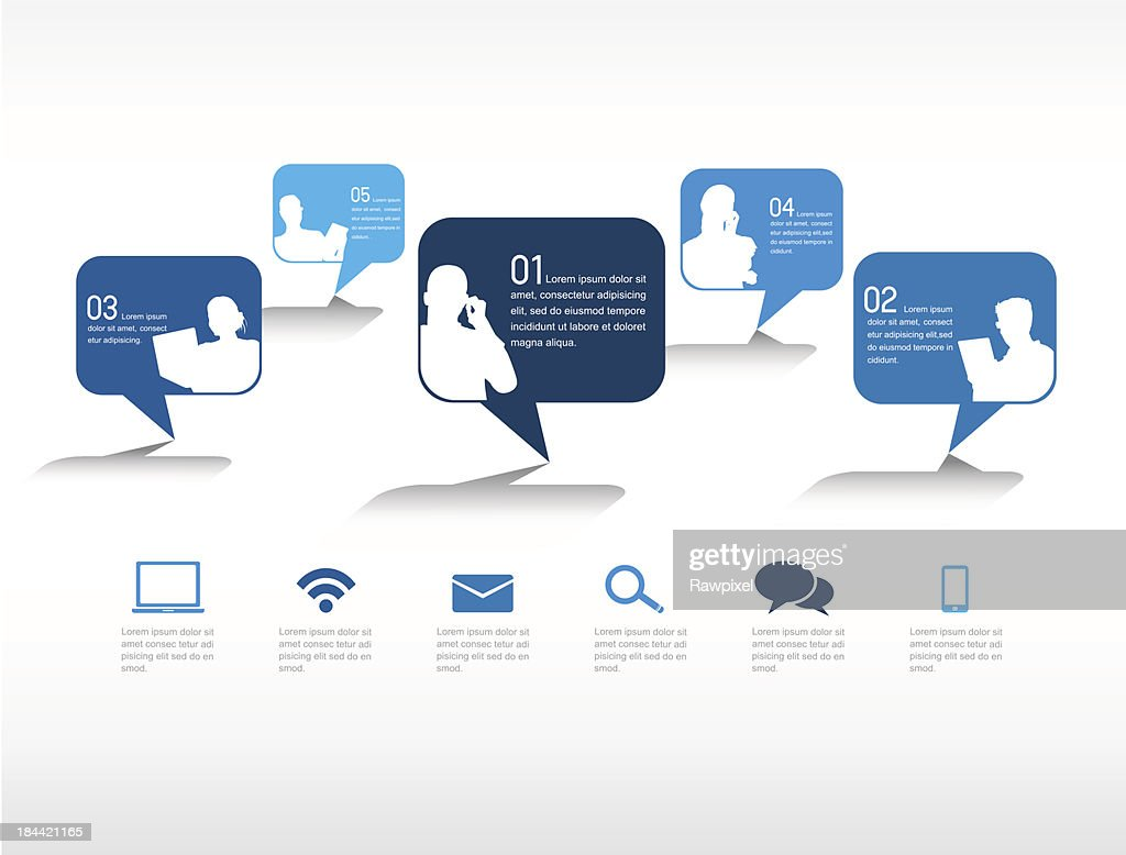 Vector of Social Networking