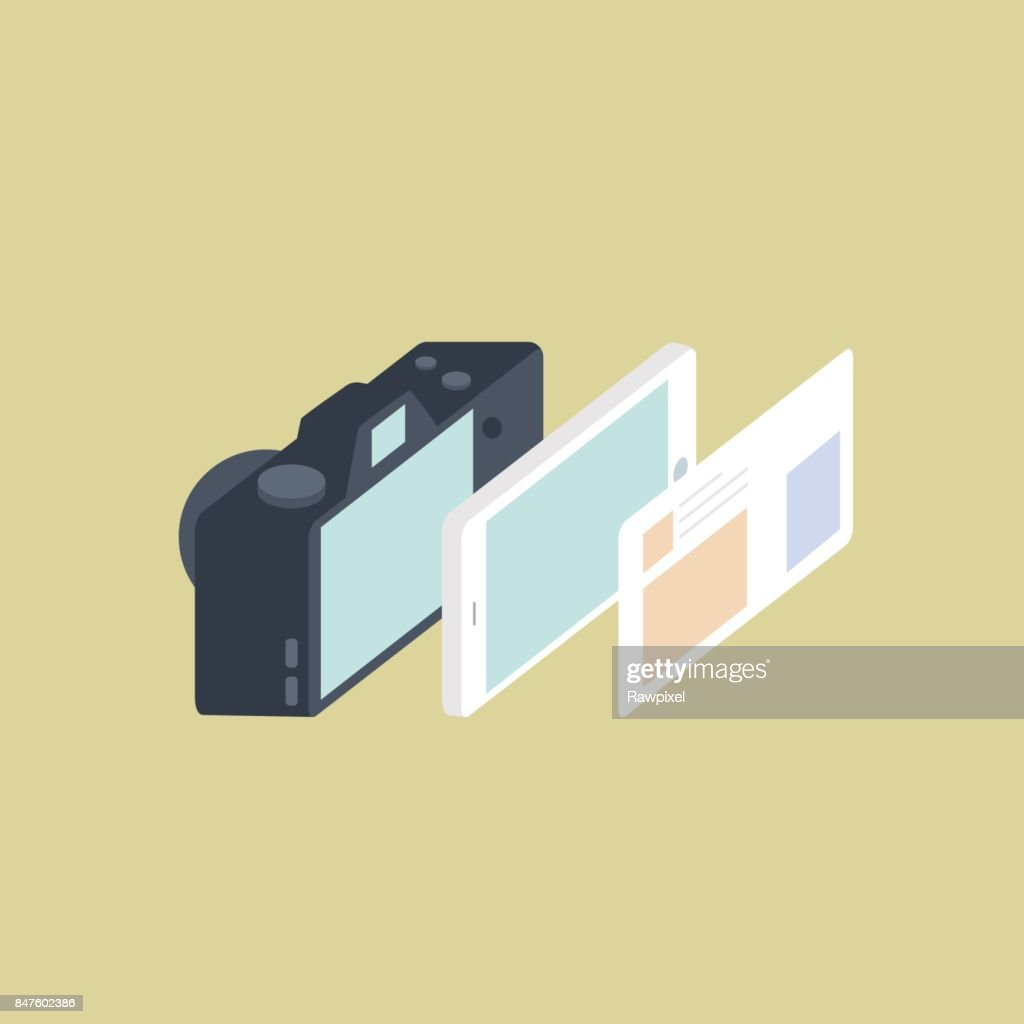 Vector of wireless sharing devices