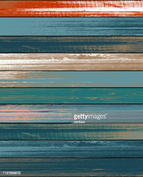 vector planking  textured  background - floorboard stock illustrations, clip art, cartoons, & icons