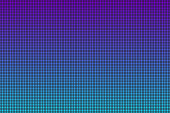Vector realistic isolated gradient LED screen background for decoration and covering.