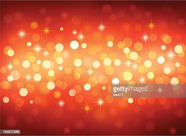 ボケライトベクトル赤います。 - ディスコ照明点のイラスト素材/クリップアート素材/マンガ素材/アイコン素材