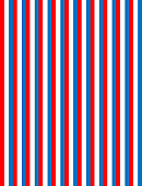 EPS8 Vector Red White and Blue Striped Background