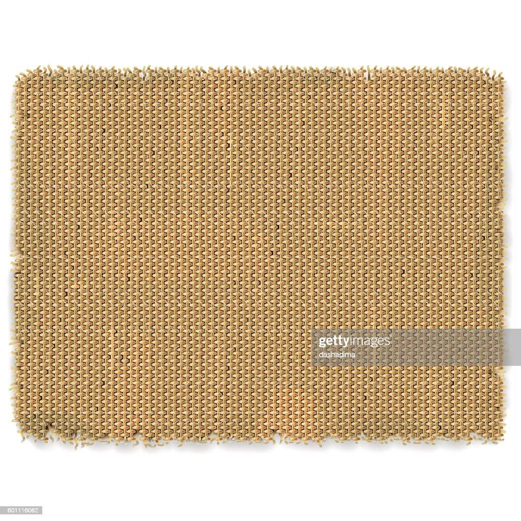Vector Sackcloth Frame