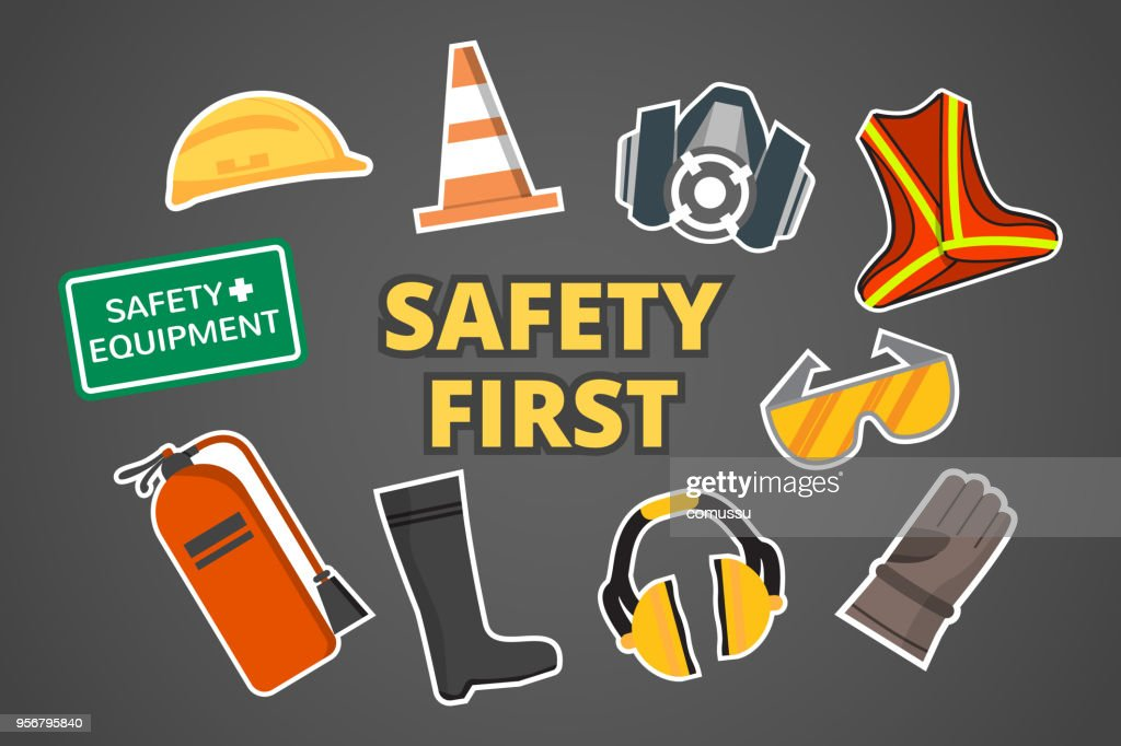 vector safety equipment.