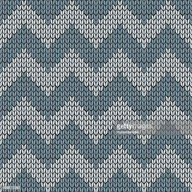 ベクトルシームレスなパターンニット - 荒い麻布点のイラスト素材/クリップアート素材/マンガ素材/アイコン素材