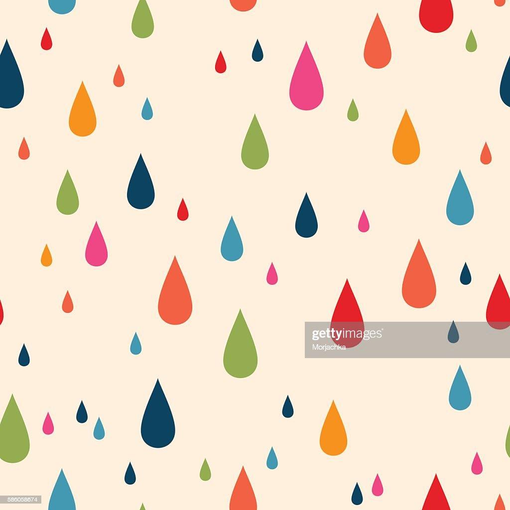 Vector seamless pattern for web design, prints etc. Modern stylish