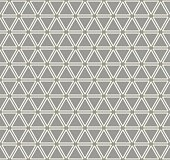 Vector seamless pattern. Modern stylish texture. Repeating Triangle design.
